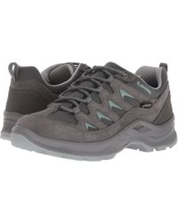 Lowa - Levante Gtx Lo (graphite/jade) Women's Shoes - Lyst