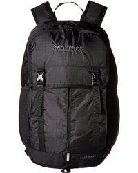 Marmot - Salt Point Daypack (black) Day Pack Bags - Lyst