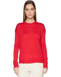 Paul Smith - Side Multistripes Sweater (pink) Women's Sweater - Lyst