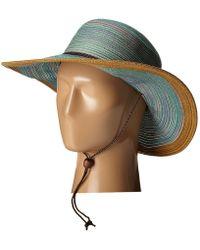 San Diego Hat Company | Mxm1022 4 Inch Brim Sun Hat With Adjustable Chin Cord | Lyst