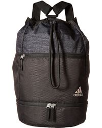 adidas - Squad Bucket Backpack (collegiate Navy jodo white) Backpack Bags - 6d7ae50ef7348