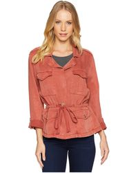 Sanctuary - Desert Safari Jacket (terracotta) Women's Coat - Lyst