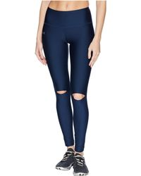 Under Armour - Ripped Tights - Lyst