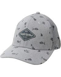Travis Mathew - Rockets (heather Grey) Baseball Caps - Lyst
