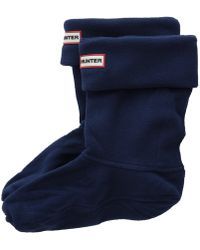 HUNTER - Unisex Short Boot Socks - Lyst