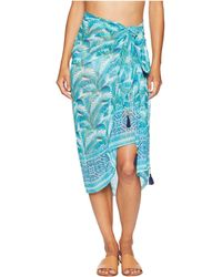 Tommy Bahama - Among Frond Pareo Cover-up - Lyst