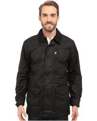 Filson   Cover Cloth Mile Marker Coat   Lyst