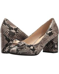 Cole Haan - Tali Bow Pump (nude Leather) Women's Shoes - Lyst