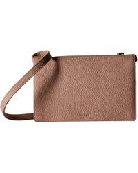 AllSaints - Fetch Wallet Crossbody (mint Green) Cross Body Handbags - Lyst
