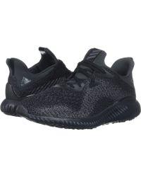 adidas Originals - Alphabounce Em (core Black/night Metallic/carbon) Men's Running Shoes - Lyst