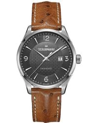 Hamilton - Jazzmaster Viewmatic - H32755851 (gray) Watches - Lyst