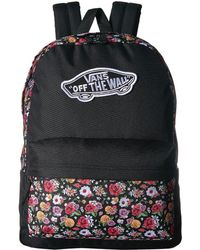 Vans - Realm Women's Backpack In Black - Lyst