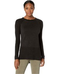 Smartwool - Ripple Creek Tunic Sweater (mediterranean Green Heather) Women's Sweater - Lyst