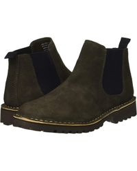 Kenneth Cole Reaction - Abie Boot (grey) Men's Boots - Lyst