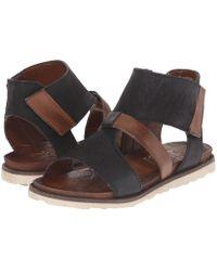 Miz Mooz - Tamsyn (pebble) Women's Sandals - Lyst