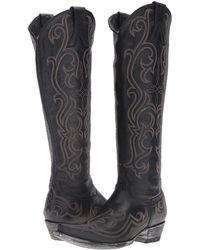 Old Gringo - Dolce Stitch (black) Cowboy Boots - Lyst