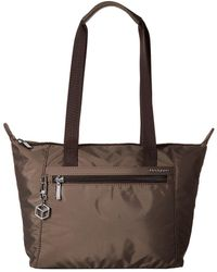 Hedgren - Meagan Medium Tote (sepia) Tote Handbags - Lyst