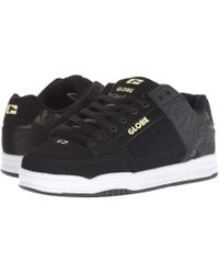 Globe - Tilt (black/black Tpr) Men's Skate Shoes - Lyst