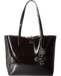 Lauren by Ralph Lauren - Merrimack Reversible Tote (merlot/rose Smoke) Tote Handbags - Lyst