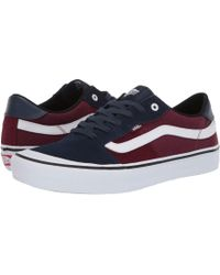 2cc793f1da Vans - Style 112 Pro (dress Blues port Royale) Men s Skate Shoes -