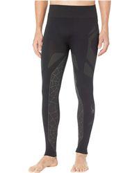 Spyder - Captain Baselayer Pants (black/polar) Men's Casual Pants - Lyst
