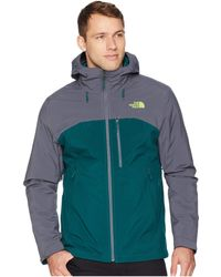 baeb3505b2 Lyst - The North Face Clement Triclimate Jacket (tnf Black) Men s ...