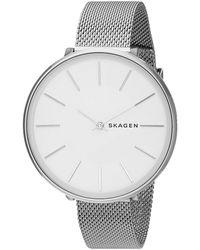 Skagen - Karolina - Skw2687 (silver) Watches - Lyst