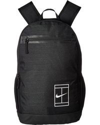 Nike - Court Tennis Backpack (midnight Navy/black/white) Backpack Bags - Lyst