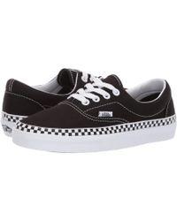 f533d1c027bae2 Lyst - Vans Unisex Authentic (camo Jacquard) Black true Skate Shoe ...