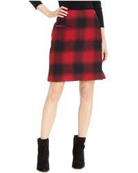 Pendleton - Aurora Wrap Skirt (red/black Ombre Check) Women's Skirt - Lyst