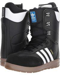 adidas Originals - Samba Adv Snow Boot '18 (black) Men's Cold Weather Boots - Lyst