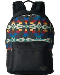 Pendleton - Canopy Canvas Backpack (tucson Black) Backpack Bags - Lyst