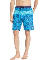 d272d04a52 Tommy Bahama - Baja Pina Plazzo Swim Trunk (isle Of Capri) Men's Swimwear -