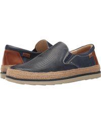 Pikolinos - Linares M2g-3094 (cuero Brandy) Men's Shoes - Lyst