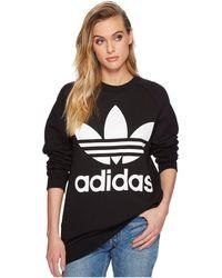 adidas Originals - Oversized Sweater - Lyst