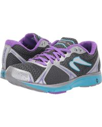 Newton Running - Fate 4 (silver/violet) Women's Running Shoes - Lyst