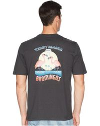 Tommy Bahama - Bromingos Tee (coal) Men's T Shirt - Lyst