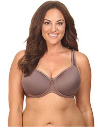 Wacoal - Basic Beauty Spacer Underwire T-shirt Bra 853192 (deep Taupe) Women's Bra - Lyst
