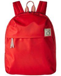 Lipault - Ines De La Fressange Medium Backpack (red) Backpack Bags - Lyst