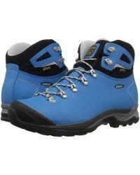 Asolo - Thyrus Gv (blue Mare/nero) Women's Shoes - Lyst