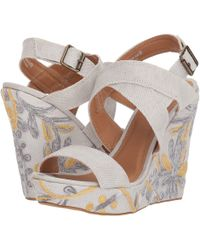 Not Rated - Cassia (blue) High Heels - Lyst