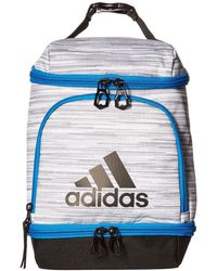 adidas - Excel Lunch Bag (onix Jersey/black) Bags - Lyst