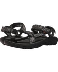 Teva - Hurricane Xlt2 (kerne Black Olive) Men's Shoes - Lyst