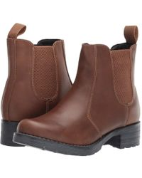 Tundra Boots - Daelyn (black) Women's Cold Weather Boots - Lyst
