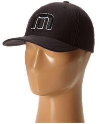 408234fdbb7 Travis Mathew - B-bahamas Hat (white) Caps - Lyst