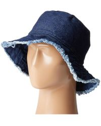 Hat Attack - Frayed Edge Crusher - Lyst