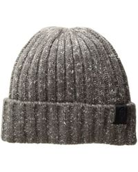 7799f683cde The North Face - Chunky Rib Beanie (burnished Lilac) Beanies - Lyst