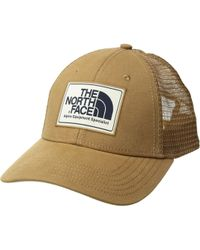 The North Face - Mudder Trucker Hat (cargo Khaki vintage White urban Navy e753aaa853fd
