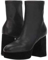 Opening Ceremony - Carmen Leather Boot (black) Women's Boots - Lyst