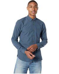 Scotch & Soda - Regular Fit Multicolored Checkered Shirt (combo E) Men's Coat - Lyst